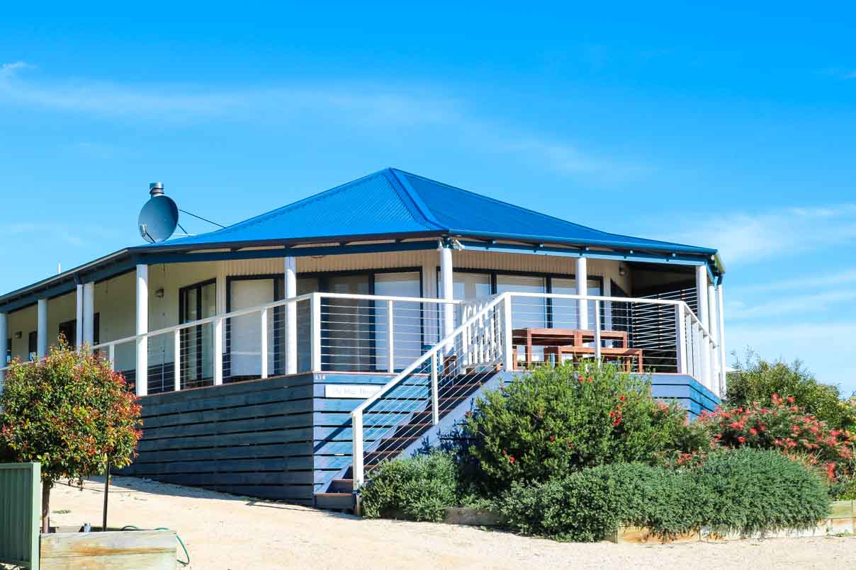 Blue House - Accommodation in Bremer Bay - 1 Mary Road