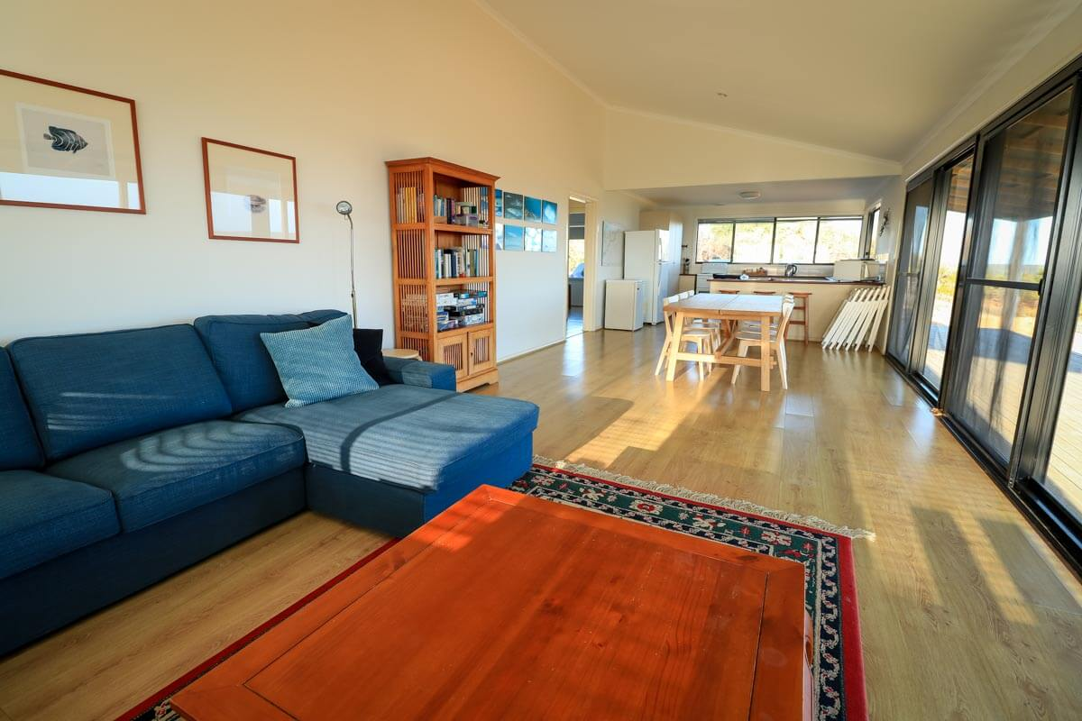 Three Sands - Accommodation in Bremer Bay - 241 Black Rocks Road