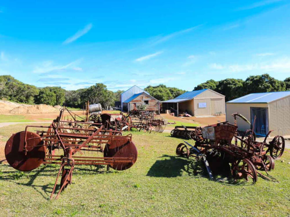 Visit the historic Wellstead Museum