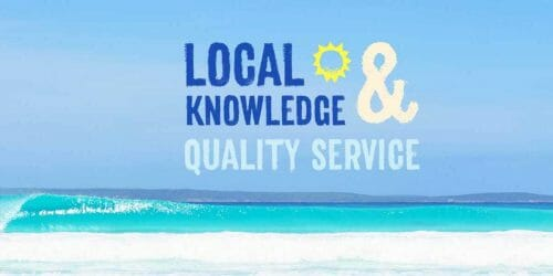 Local Knowledge & Quality Service
