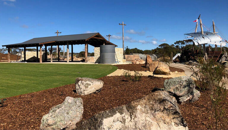 Bremer Bay Civic Square and Skate Park