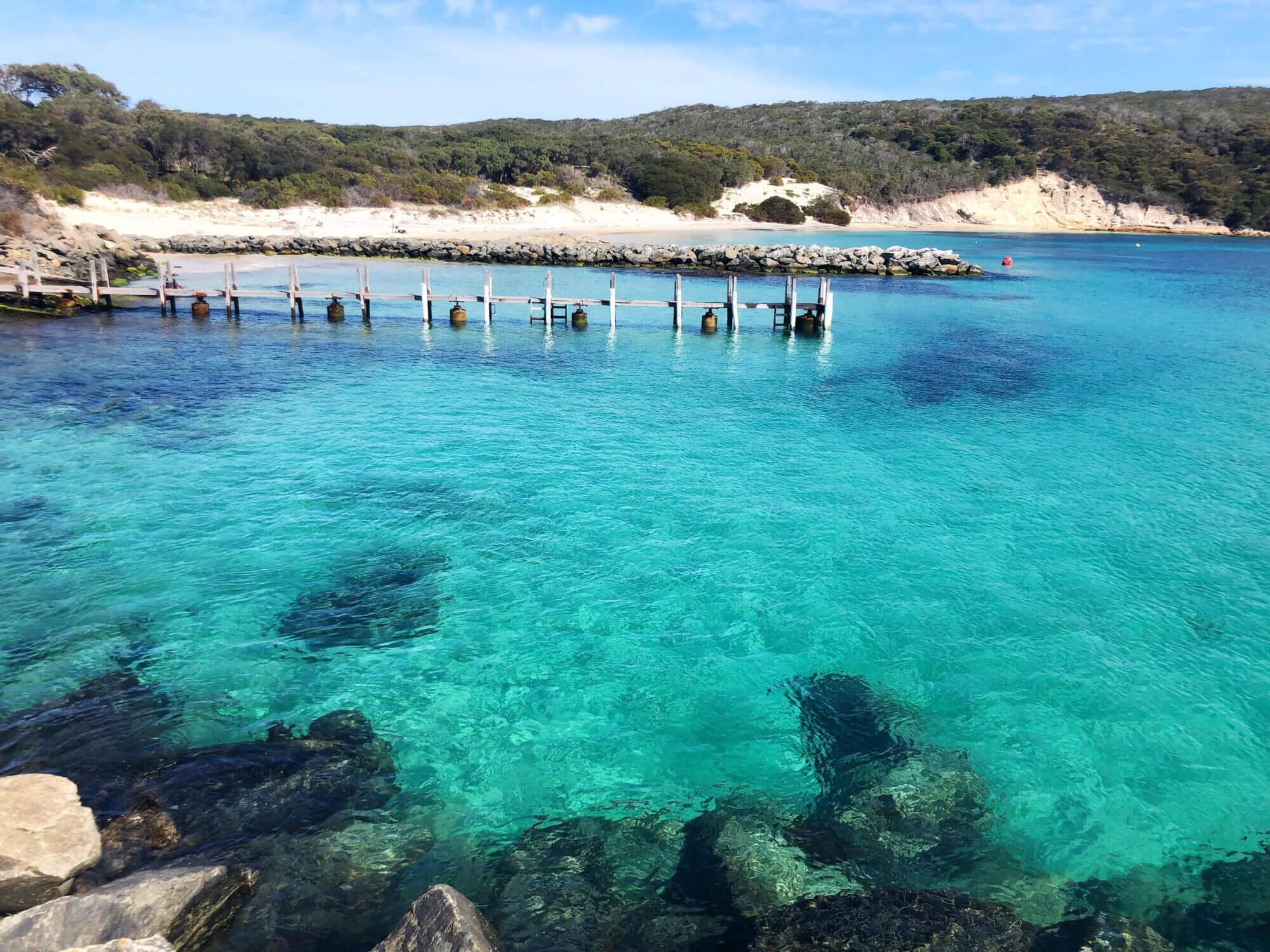 Marina Jetty, Bremer Bay - Credit: Alice Reddington Photography