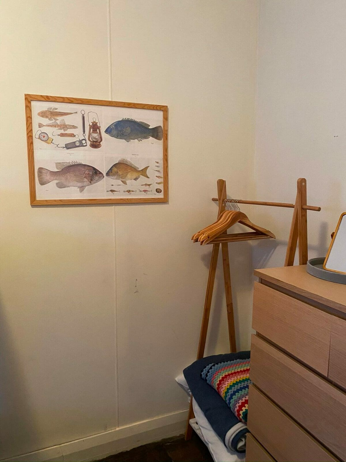 Weekender - Accommodation in Bremer Bay - 21 Barbara Street. Plenty of hanging and draw space in both bedrooms