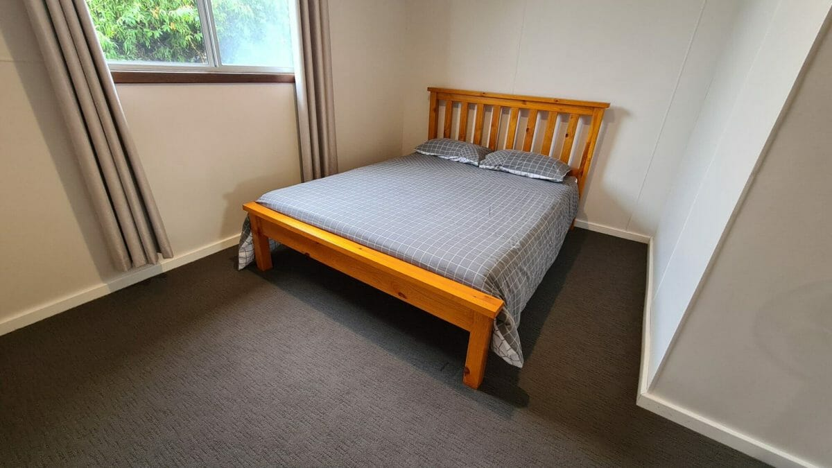 Family Tides - Accommodation in Bremer Bay - 14 Margaret Street - Bedroom 2 - Queen Bed