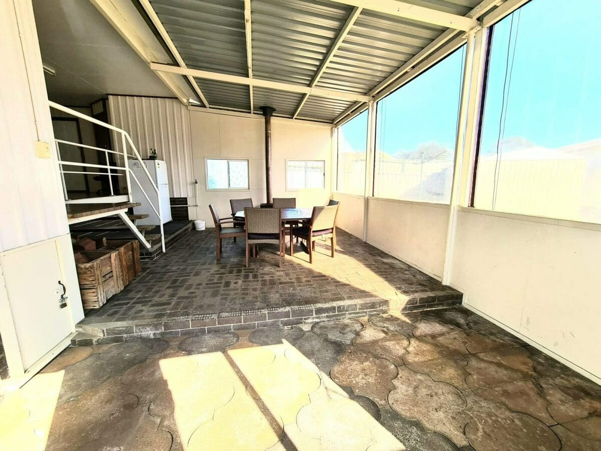 Mick's Pad - Accommodation in Bremer Bay - 23 Barbara Street - Undercover Area